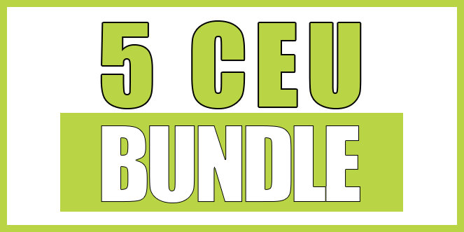 5 CEU Bundle