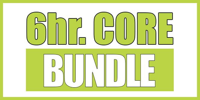 6hr Core Bundle - OnlinePestControlCourses.com