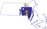 MA Flag Map