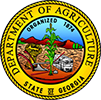 Georgia Department of Agriculture Seal