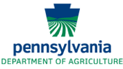 PA Department of Agriculture