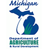 Michigan Department of Agriculture Logo